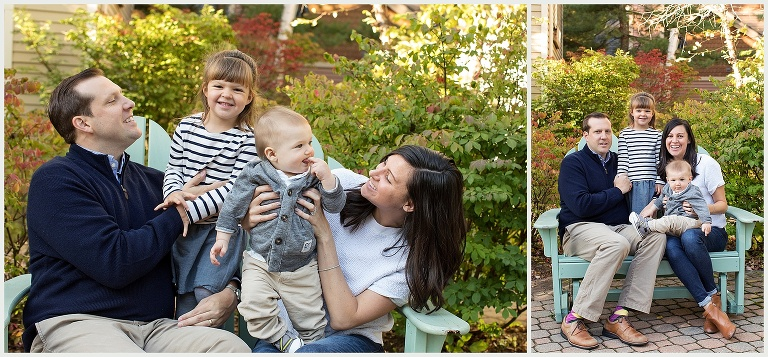 The Homestead Resort Family Photo Session/Cathy Fitz Photography