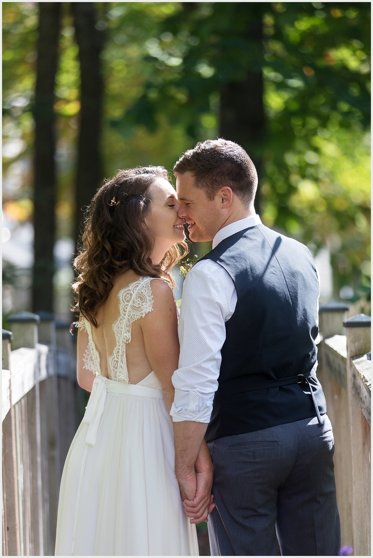 Wedding in Michigan Legacy Art Park at Crystal Mountain/Cathy Fitz Photography