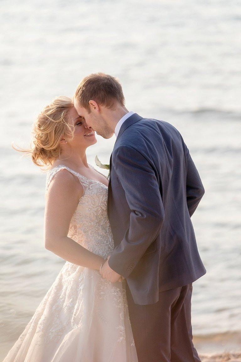 Traverse City Wedding Photographer/Cathy Fitz Photography